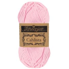 Scheepjes Cahlista 246 Icy Pink