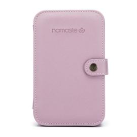 Namaste Buddy Case groot  18 x 11,5 x 5,5cm  Lavendel - Lavender