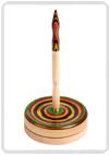 KnitPro Signature houten garen draaischijf