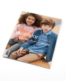 Phildar magazine E191 Herfst / winter 2020 Kinderen - breien
