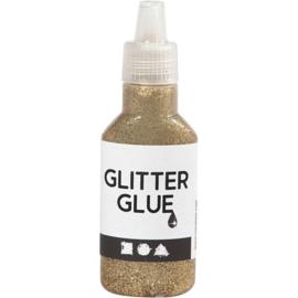 Glitterlijm - Gold