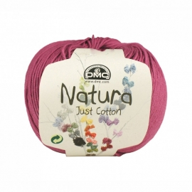 DMC Natura Just Cotton N33 Amaranto