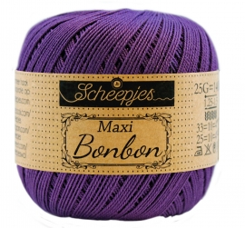 Scheepjes Maxi Sweet Treat (Bonbon) 521 Deep Violet
