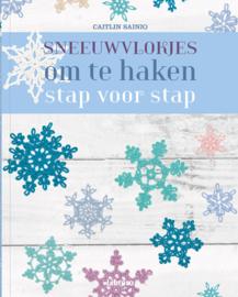 Sneeuwvlokjes om te haken, stap voor stap