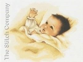 Geboorte borduren