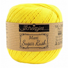 Scheepjes Maxi Sugar Rush 280 Lemon