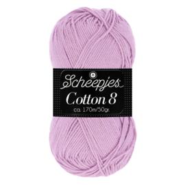 Cotton 8 Scheepjes 529 Violet
