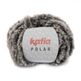 Katia Polar 85 Gemeleerd Grijs