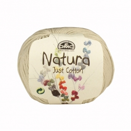 DMC Natura Just Cotton N03 Sable