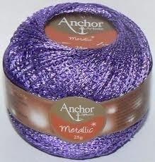 Anchor Artiste metallic Paars nr 310