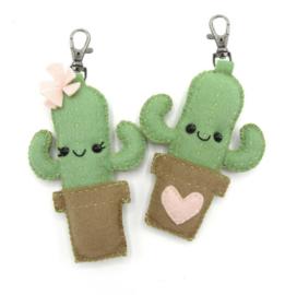 Hardicraft Viltpakket Cactus hangers