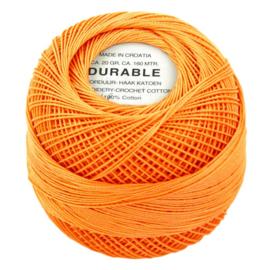 Durable borduur en haakkatoen Zonnegeel/Oranje 1024