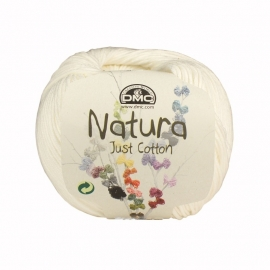 DMC Natura Just Cotton N02 Ivory