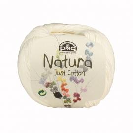 DMC Natura Just Cotton N02 Ivory