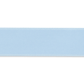 Dubbelzijdig Satijnlint  Lichtblauw