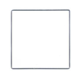 Metalen frame vierkant 20 x 20cm