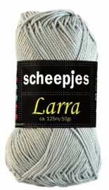 Scheepjeswol Larra 7407 Middengrijs