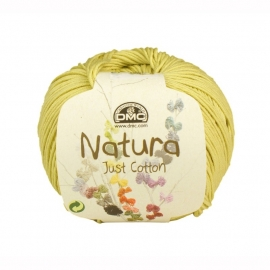DMC Natura Just Cotton N43 Golden Lemon