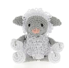 DIY Haakpakket Lamb Lewy Eco Barbante