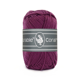 Durable Coral mini 249 Plum