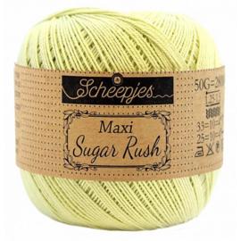 Scheepjes Maxi Sugar Rush 392 Lime Juice