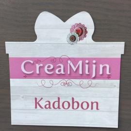 Kadobon CreaMijn