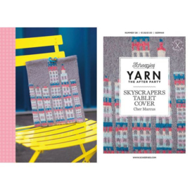 Yarn, the after party Skyscrapers Tablet Cover nr 126 (kooppatroon)