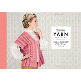 Yarn, the after party Patroon Coral Dreams Cardigan nr 16