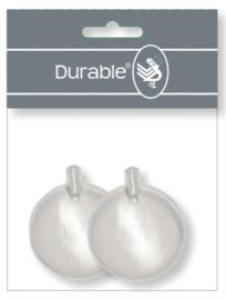 Durable Pieper 45 mm - per 2 stuks