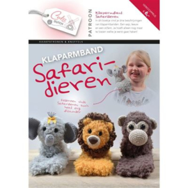 Patronenboekje Klaparmband Safaridieren