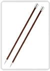 KnitPro Zing breinaald 5,50 mm met knop 40cm