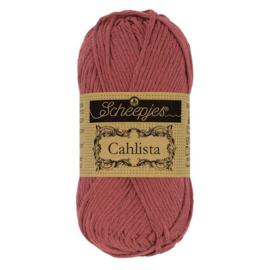 Scheepjes Cahlista 396 Rose Wine
