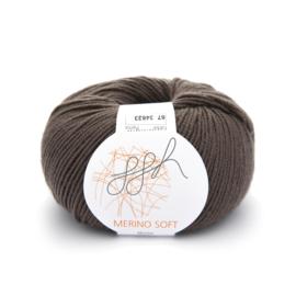 ggh Merino Soft 067 -  Walnoot bruin