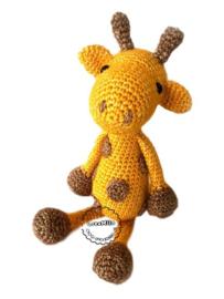 Haakpakket George de Giraffe Hardicraft