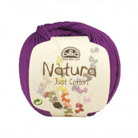 DMC Natura Just Cotton N59 Prune