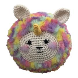 Furry Friends Unicorn Garen- en Fourniturenpakket