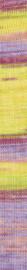 Katia Jaipur Soft 107 Bleekrood-Medium paars-Geel