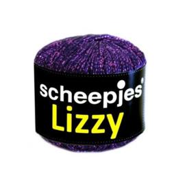 Scheepjes Lizzy Paars Violet metallic color 07