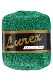 Lammy Yarn Lurex garen 08 Groen