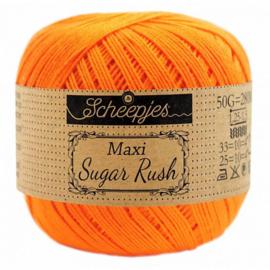 Scheepjes Maxi Sugar Rush 281 Tangerine