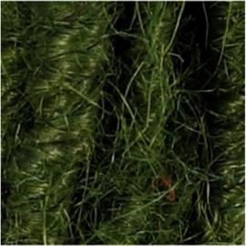 Vormbaar jutekoord 3 meter Groen