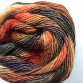 Lang Yarns Mille Color socks & lace 39