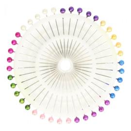 Rozet 40 gekleurde spelden