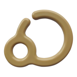 Speelgoedring - Ophangring - Maxicosy ring Caramel
