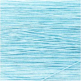Kantgaren voor omhaken  zakdoekjes - Turquoise