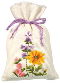 Geurzakje - kruidenzakje Verschillende bloemen -2