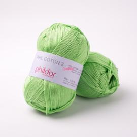 Phildar Coton 2 Pomme 0085