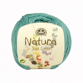 DMC Natura Just Cotton N25 Aguamarina