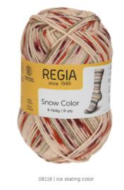 Regia 8ply snow color 8116