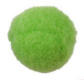 Pompom 30mm Groen